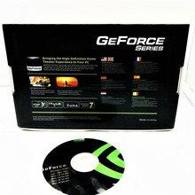 الأصلي جديد غيفورسي GTX 750Ti 2 GB DDR5 فيديو بطاقة 750 Ti 2 GB سطح المكتب بطاقة الرسومات الكمبيوتر الألعاب لاعب PC GPU مروحة