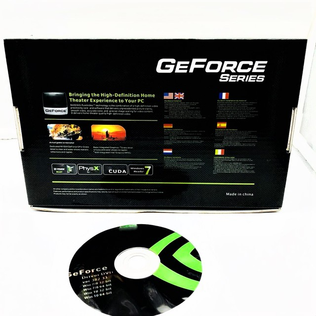 원래 새로운 geforce gtx 750ti 2 gb ddr5 비디오 카드 750 ti 2 gb 데스크탑 그래픽 카드 컴퓨터 게임 플레이어 pc gpu 팬