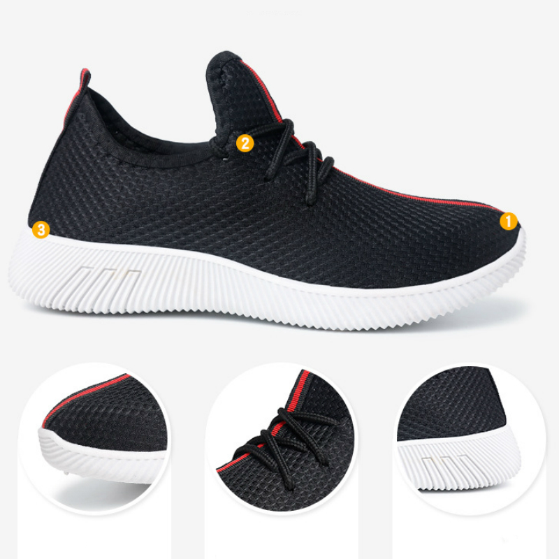Women Fashion Sneakers Vulcanize Shoes Spring Autumn Best Sellers Woman Lace up Low cut Breathable Non slip Footwear Promotion in Women 39 s Vulcanize Shoes from Shoes