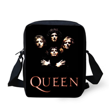Сумки модные женские королева Богемская рапсодия девушки креста тела сумка горячая дизайн группа девочек мини закрылки кошелек сумки