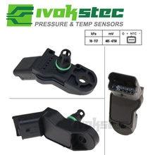Sensor de presión absoluta del colector, Mapa para PEUGEOT 106 PARTNER 206 307 807 407 1007 207 0261230043 96365830 1920AJ SEB950, 1 unidad