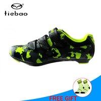 Tiebao atlético sapatos de bicicleta ciclismo tênis de estrada ciclismo sapatos ciclismo ciclismo ciclismo superstar original