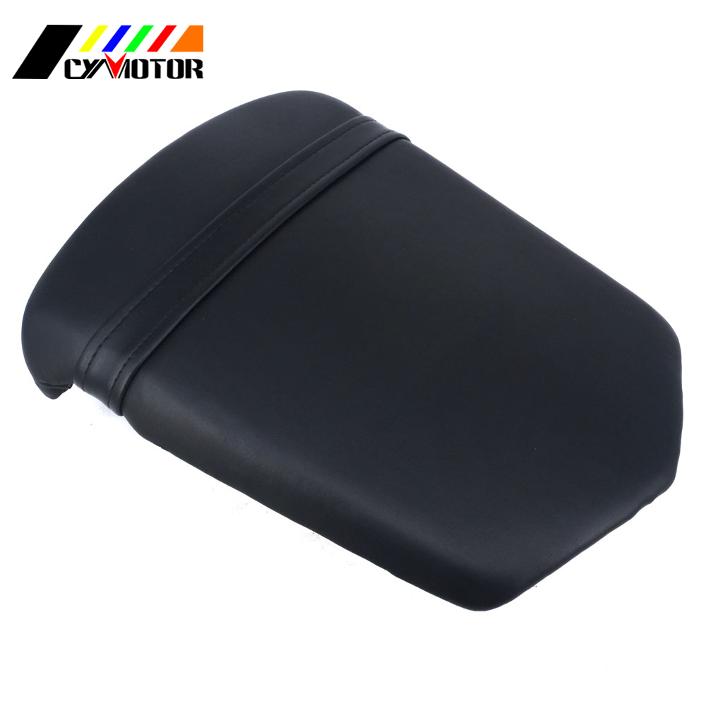 Motorcycle Rear Pillion Leather Soft <font><b>Seat</b></font> Cover <font><b>For</b></font> <font><b>YAMAHA</b></font> YZFR1 YZF-<font><b>R1</b></font> YZF <font><b>R1</b></font> <font><b>2000</b></font> 2001 image