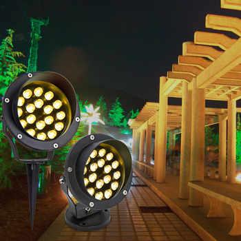 Solar Yard Lights Outdoor 3W Bulbs backlight Tree light Landscape Spotlights Waterproof for Patio Lawn Pool Yard Garage Garden - DISCOUNT ITEM  43% OFF All Category