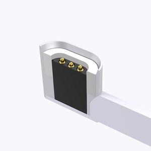 Image 2 - 86W USB C Kabel Zu Typ C Magnetische 2M Kabel Für Macbook Huawei Mate 20 Pro OnePlus 6 schnelle Lade Magnet Typ C Stecker