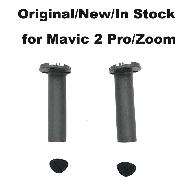 Genuine DJI Mavic 2 Pro/Zoom Front Arm Landing Gear Left Right Stand with Rubber Cushion Arm Leg Spare Part for Replacement 1