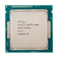 Для процессора INTEL CORE i5-4690 22 нм/6 МБ/84 Вт/3,5 ГГц/четырехъядерный процессор LGA1150 i5 4690