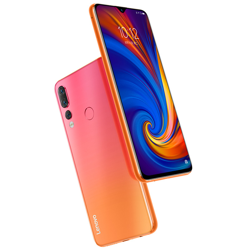 Global Version Lenovo Smart Phone Z5S 4GB 64GB Octa-core Snapdragon 710 AI Triple Rear Cameras ZUI 10.0 4G FDD LTE Android P