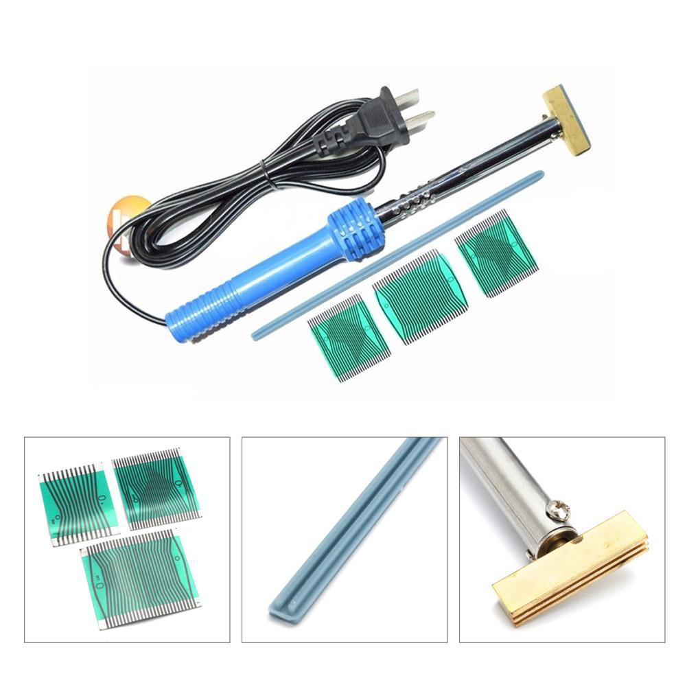 Car Instrument Repair Tool 40W Soldering PIXEL REPAIR KIT For <font><b>MERCEDES</b></font> BENZ W202 <font><b>W208</b></font> W210 Car <font><b>Accessories</b></font> image