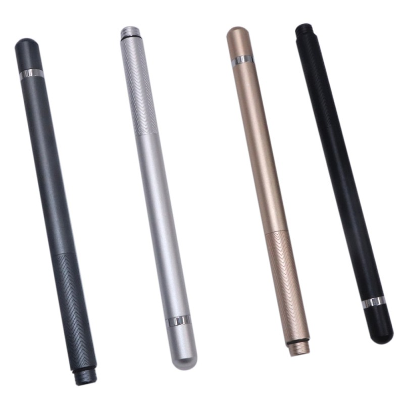 High Precision Sensitivity Capacitive Touch Screen Stylus Pen For All Touch Screen Tablets And Smartphones Aluminum Alloy!