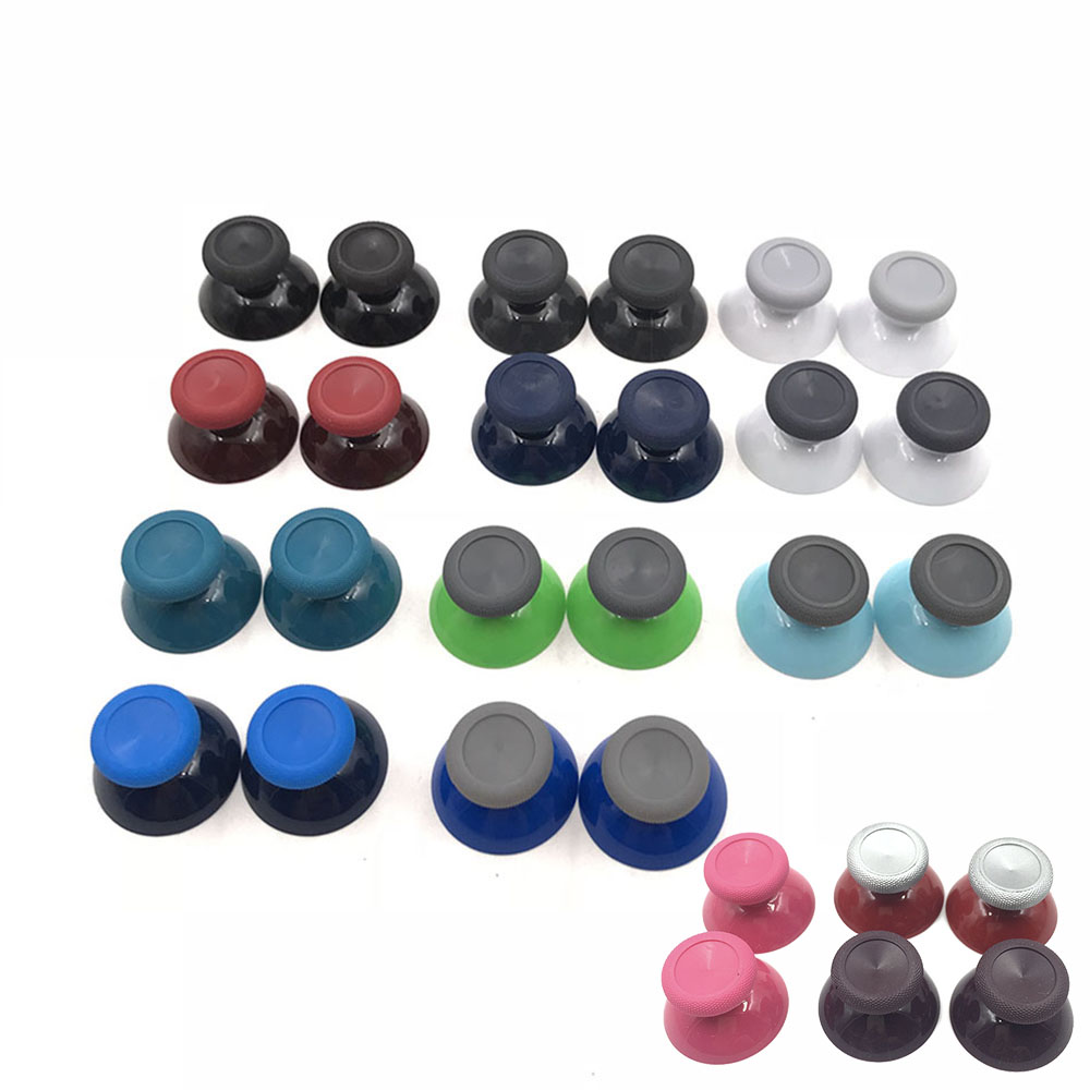 30Pairs=60PCS Analogue Replacement Thumb Sticks Grips Covers Xbox One Analog Controllers