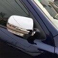 ABS хромированное зеркало заднего вида Накладка/зеркало заднего вида украшение для 2006-2012 Hyundai Santa Fe автомобильный Стайлинг
