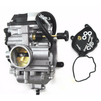 1xCarburetor Intake Manifold Fit For Yamaha Bear Tracker 250 YFM250 Big Bear 350