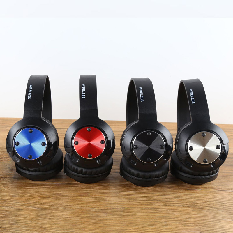 TF/SD Headset MP3 With