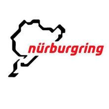 JDM Nurburgring KK – autocollant en vinyle, 18x10cm, accessoires de voiture pour fenêtre, offre spéciale