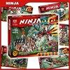 9 סוגים האימפריה אבירי צדק מחנה דגם אבני בניין ילדי צעצועי נקסוס תואם עם LegoING