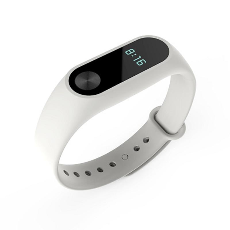 Для Xiaomi mi Band 2 спортивный ремешок для часов Силиконовый ремешок для Xiaomi mi Band 2 аксессуары браслет mi band ремешок