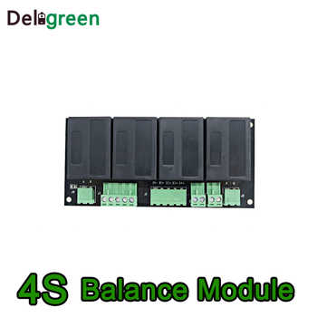 QNBBM 4S 12V Active Battery Equalizer Balancer BMS for LiFePO4,LiPO,LTO,NCM,LiMN 18650 DIY Battery Pack - DISCOUNT ITEM  16% OFF All Category