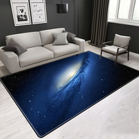 Nordic abstract Moom living room carpet modern Starry sky large rug coffee table cushion kids room floor mat bedroom tapete