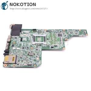 Image 2 - NOKOTION 615849 001 605903 001 Scheda Madre Del Computer Portatile Per HP G62 G72 CQ62 HM55 UMA DDR3 SCHEDA PRINCIPALE di trasporto i3 cpu