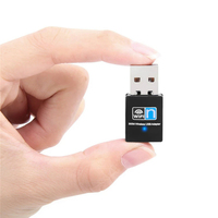 300Mbps USB Wireless LAN Adaptador WIFI 802.11n/b/g WLAN adaptador de Cartão wi-fi