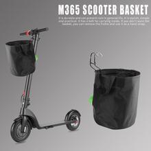 Skateboard-Handlebar-Bag Scooter-Basket Ninebot Front Electric Grip M365 for Bike-Head