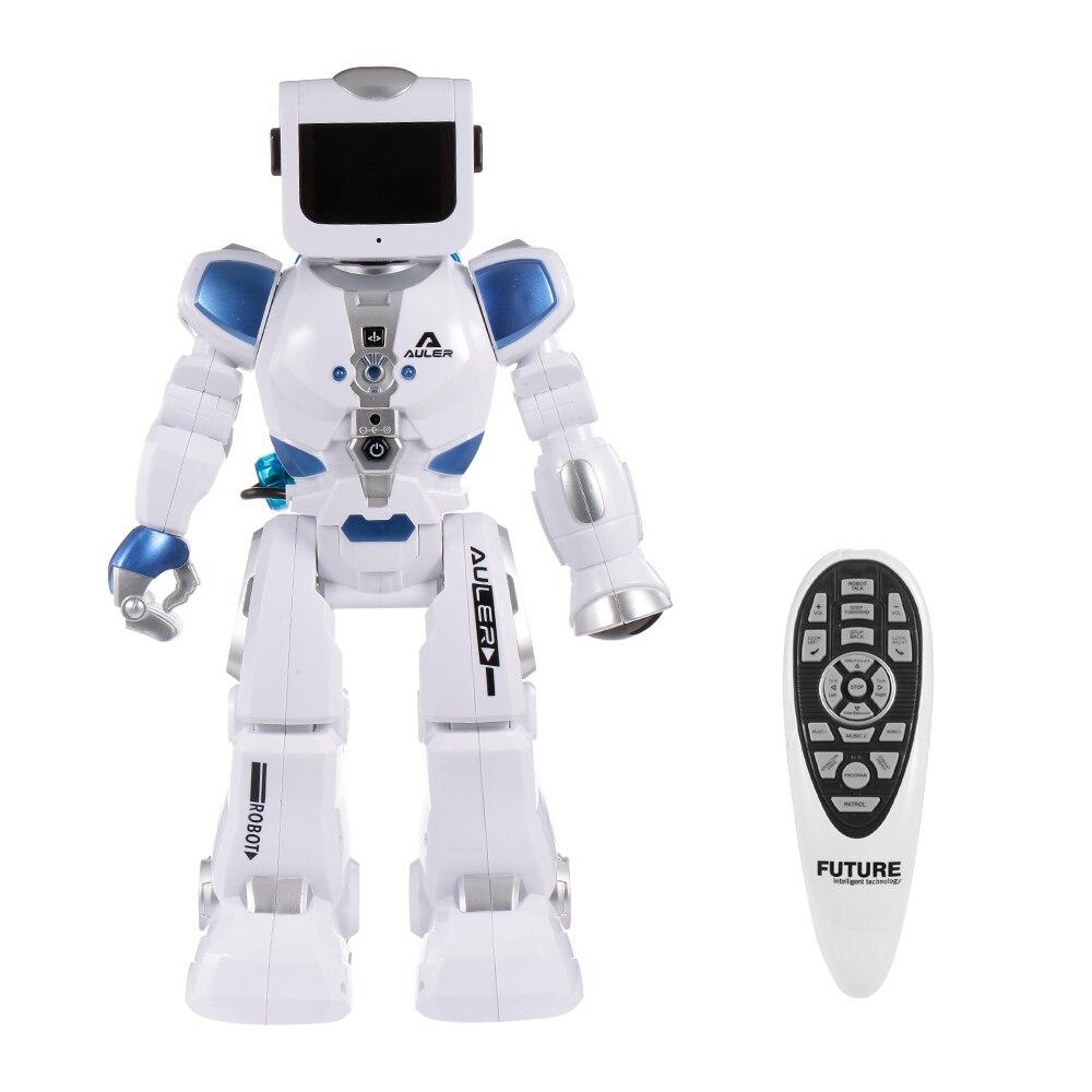 Inteligente robô alfa brinquedo hydroelectric híbrido robô inteligente rc controle de som cantando dança robô brinquedos educativos das crianças - 6