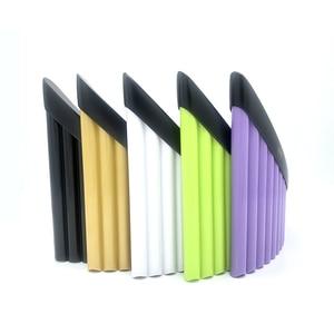 Image 4 - Chất Lượng Cao 22 Đường Ống Panflute Với Căn Cứ G Phím Nhựa ABS Romania Chảo Sáo Âm Nhạc Cụ Du Dương Panpipes Flauta Bán Buôn