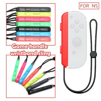 For Nintend For Switch Gamepad Controller Gamepad Hand Rope Joy-Con Wrist Strap Laptop Video Games A