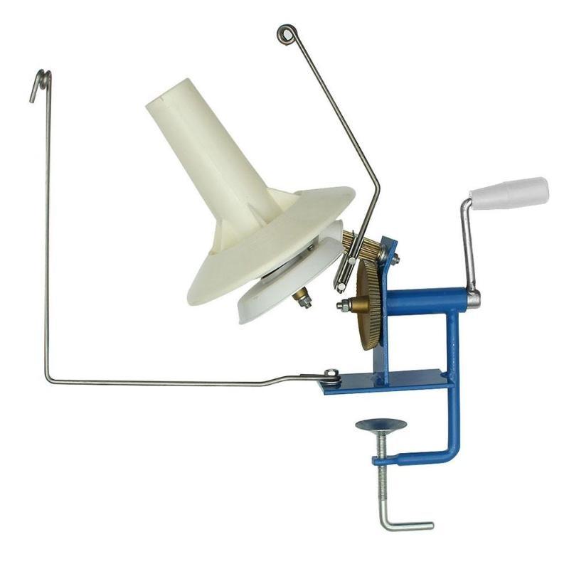 287.33руб. 26% СКИДКА|Большая металлическая пряжа струна из волокна шаровая шерсть ручная машина для намотки кабеля бытовой Держатель намотки волокна|Швейные инструменты и аксессуары| |  - AliExpress