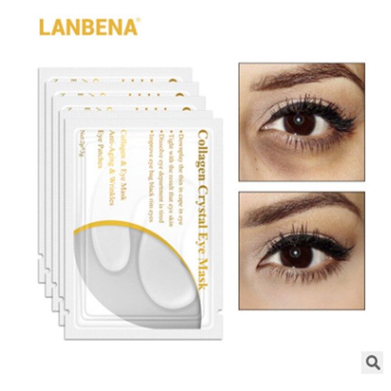 LANBENA Collagen Hydro Mask Eye Zone White Anti Wrinkle Care Korea Cosmetic 4