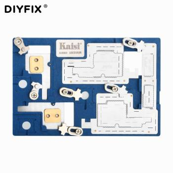 Kaisi CellPhone Repair Board PCB Holder For iPhone X/XS/XS Max For A11 A12 CUP Degumming Logic Board IC Chip Fixture Hand Tool