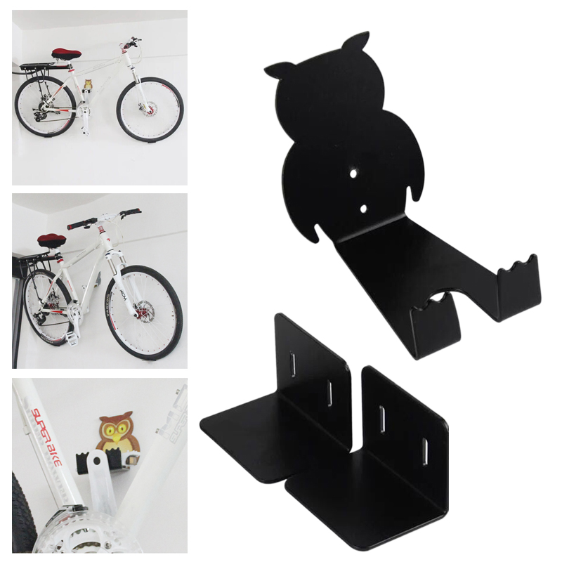 Bike Wall Holder Mount Bike Showing Stand Hanger Bike Mountain Wall Mounted Bicycle Storage Hook Rack Bicycle Racks