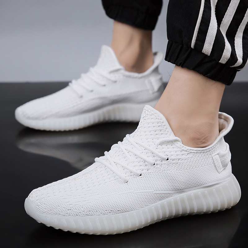 2019 New Style Autumn MEN'S SHOES Korean-style Trend Running Athletic Shoes Cool Comfortable Thick Bottomed Extra High Versatile