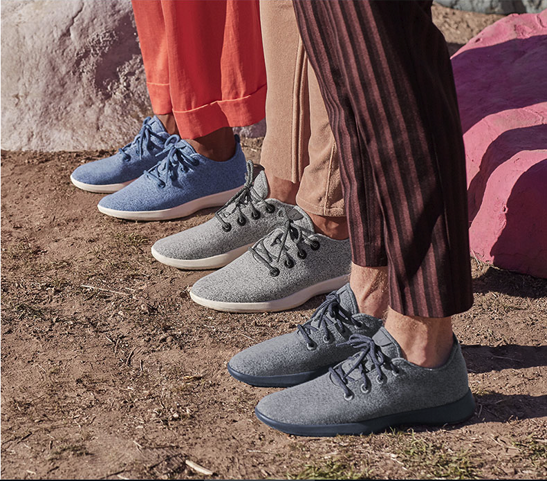 allbirds man shoes Wool Runners