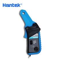 Hantek osciloscópio cc65 cc650 ac/dc corrente braçadeira ponta 20khz/400hz largura de banda 1mv/10ma 65a/650a com plugue bnc aplicável 1008c