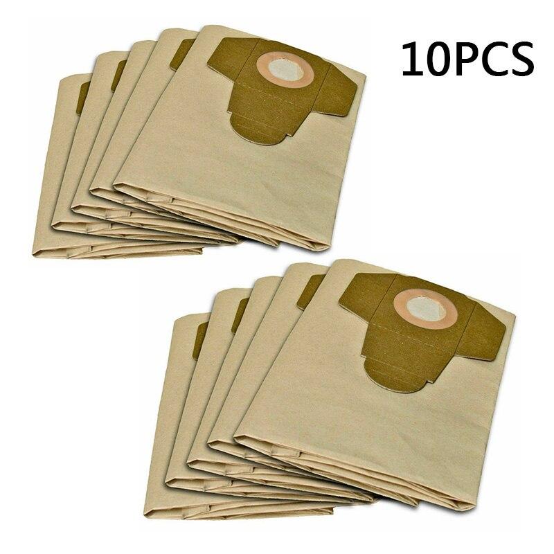 10x aspirateur jetable sacs à poussière pour PARKSIDE PNTS 14001500 A1 B1 B2 B3