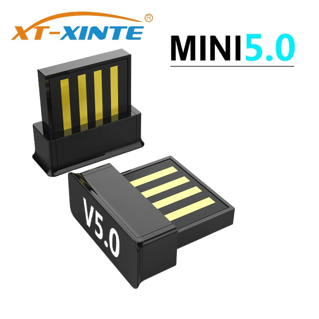 Mini USB Bluetooth Adapter 5.0 High Speed Stabilit Subwoofer Amplifier Multimedia Audio Adapter блютус адаптер