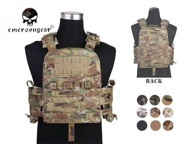 Gilet tactique de transporteur de plaque de cerise de Style CP de Combat demerson cnpc EM7435