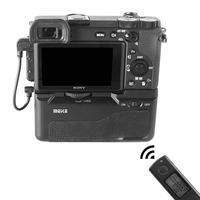 Meike MK A6600 Pro Battery Grip For Sony A6600 Camera with 2.4G wireless remote control