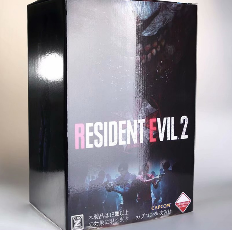 Resident Evil Lyon. Scott. Kennedy Limited Edition 1/6 Boxed