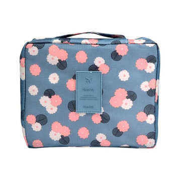 цена на Multifunction Man Women Makeup Bag Nylon Cosmetic Bag Beauty Case Make Up Organizer Toiletry Bag kits Storage Travel Wash Pouch