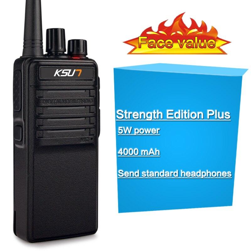Image 4 - Free Shipping New KSUN X 30PLUS Portable Radio Walkie Talkie 5W 16CH UHF Two Way Radio Interphone Transceiver Mobiletransceiver mobileportable radio walkie talkiewalkie talkie 5w -