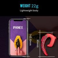"87 SERVO L9 Fashion mini Telephone 0.87"" Smallest Size bluetooth Dialer cellphone MP3 Single card small mobile phone (5)"
