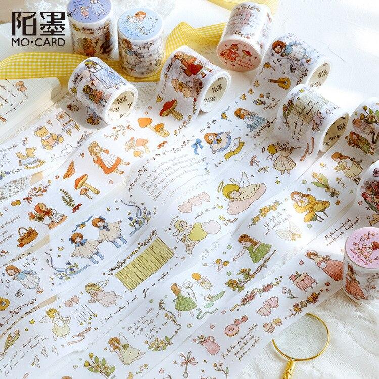 1pcs/1lot Washi Masking Tapes Ode To Joy Decorative Adhesive Scrapbooking DIY Paper Japanese Stickers 5M