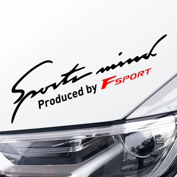 Fsport Car Lamp Eyebrow Stickers For Lexus RX 300 330 IS 250 300 GX 400 460 UX 200 NX LX LS GS ES CT200h Sports Car Accessories image