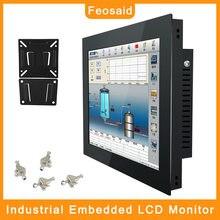 Feosaid 121 дюймовый промышленный компьютер celeron j1900 core