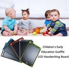 Планшет, ЖК-планшет, 8,5 дюймов, планшет для рисования, светодиодный светильник, доска для рисования, электронная, умная записная книжка, блокнот
