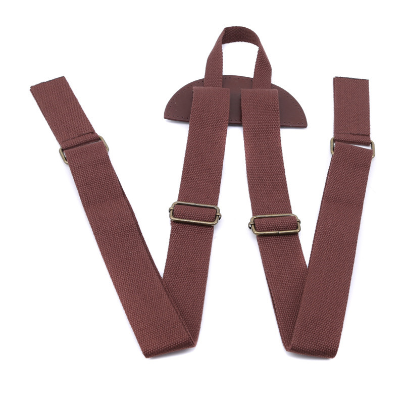 Wide Adjustable Backpack Straps Replacement Shoulder Rucksack School Book Bag Belt Canvas Band DIY Accessories