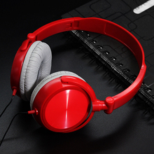 Newly Wired Computer Headset with Microphone Heavy Bass Game Karaoke Voice Heads